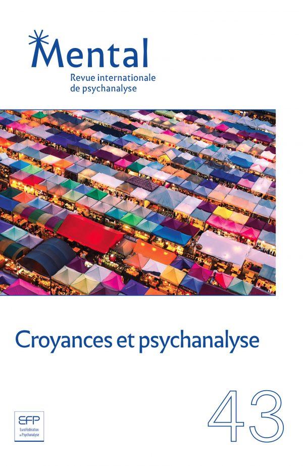 Mental n°43 – Croyances et psychanalyse